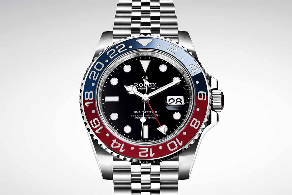 The new Rolex Oyster Perpetual GMT-Master II