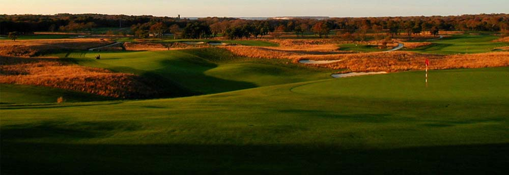 Shinnecock Hills is a links-style golf club