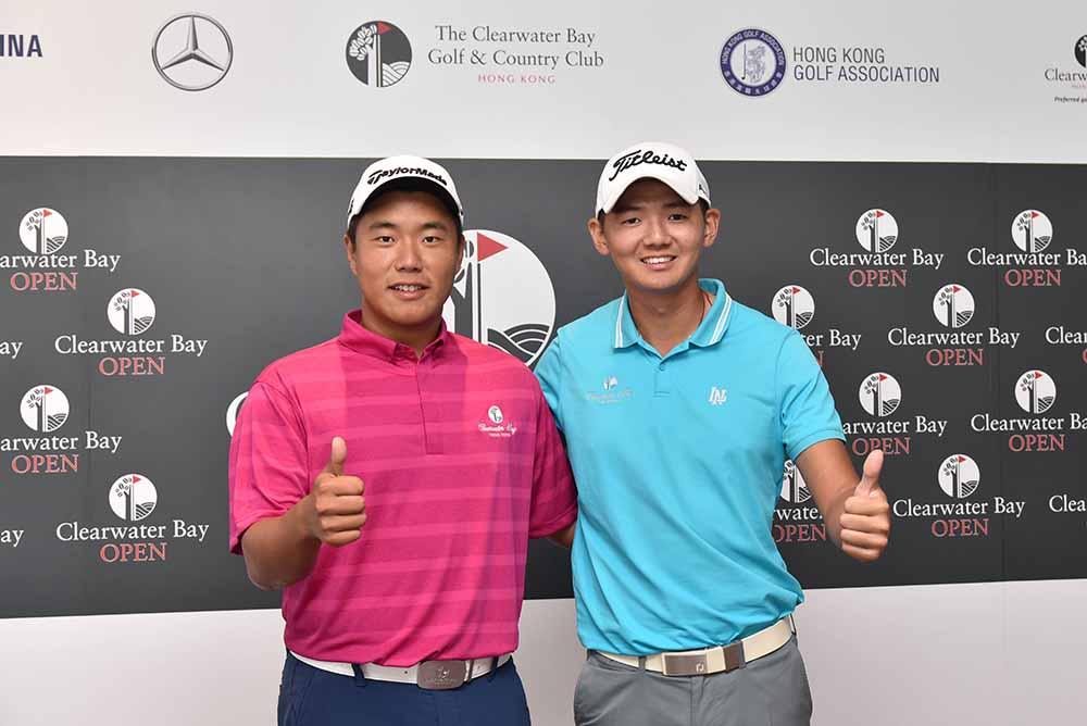 Motin Yeung and Jason Hak
