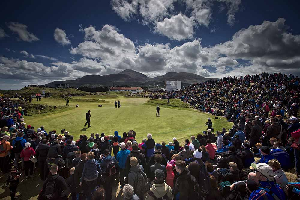 The prestigious Irish Open has top quality field to tee it up year after year