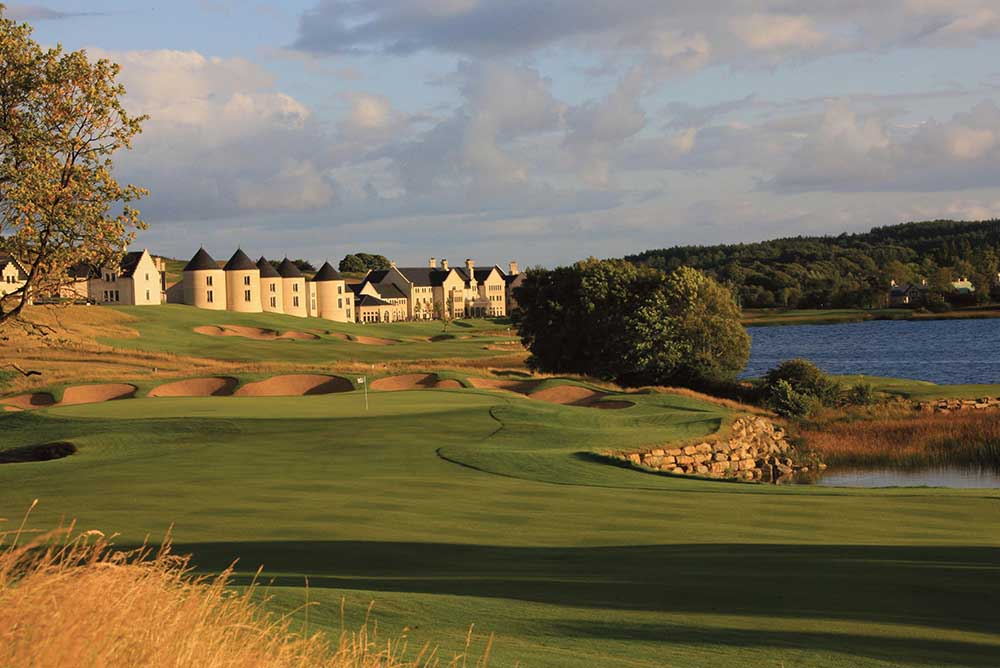 The Lough Erne Resort hosted the G8 Summit in 2013