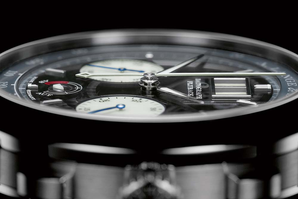 """The DATOGRAPH UP/DOWN """"Lumen"""" is the fourth model of the """"Lumen"""" series that A. Lange & Söhne launched in 2010"""
