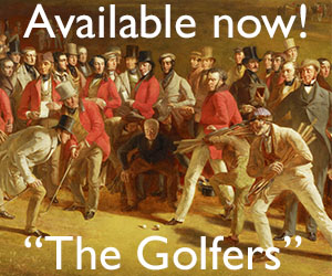 The Golfers Print - Available Now!