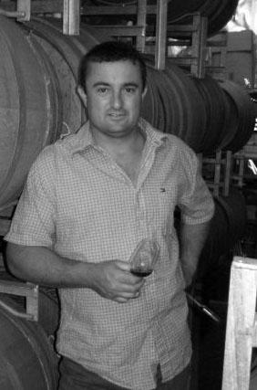 Winemaker Matt Wenk