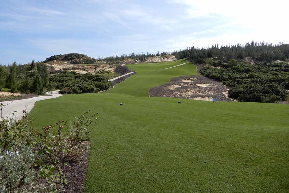 Mountain Course at FLC Golf Links Quy Nhon